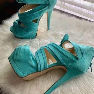 Shoe Dazzle Heel